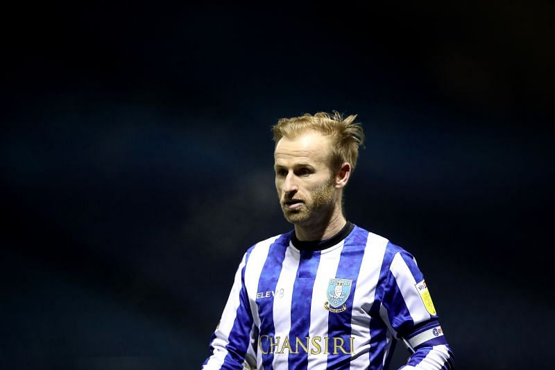 Barry Bannan could be in action for Sheffield Wednesday when they host Birmingham City