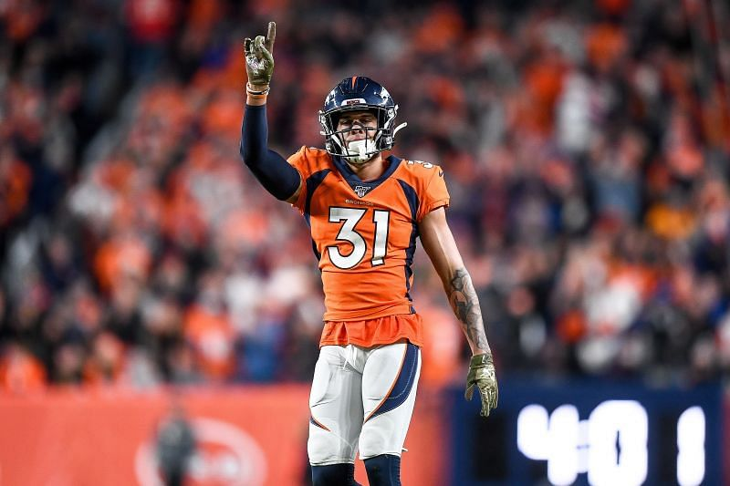 Denver Broncos FS Justin Simmons