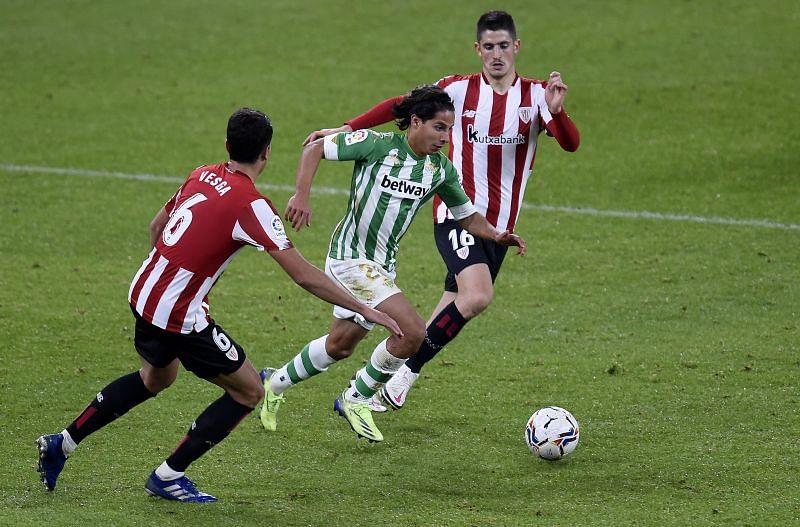 Athletic Bilbao take on Real Betis this week