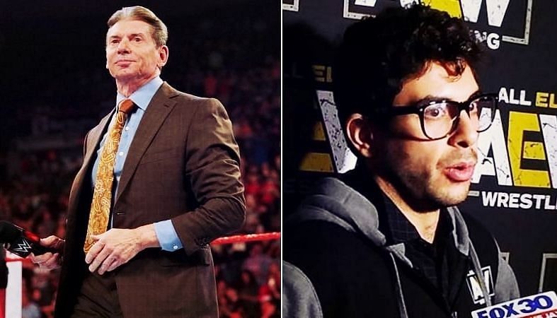 The difference between Vince McMahon and Tony Khan explained by Conrad Thompson [Exclusive]