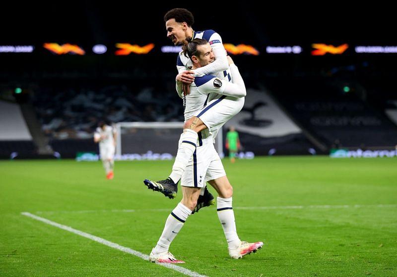 Gareth Bale and Dele Alli scored in Tottenham Hotspur