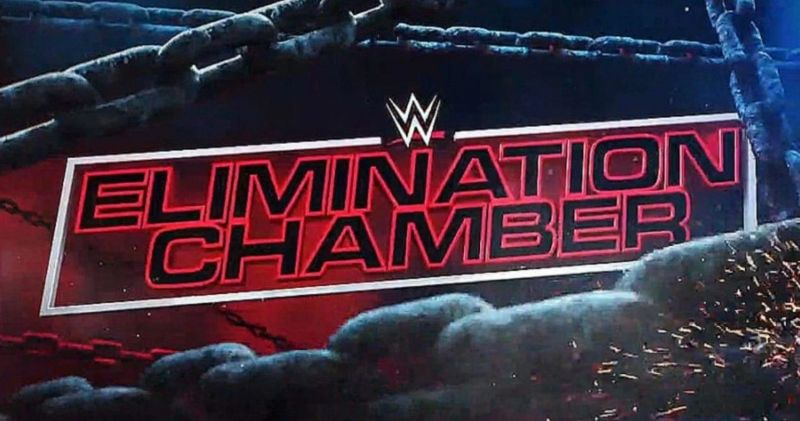 The Elimination Chamber is the next WWE PPV.