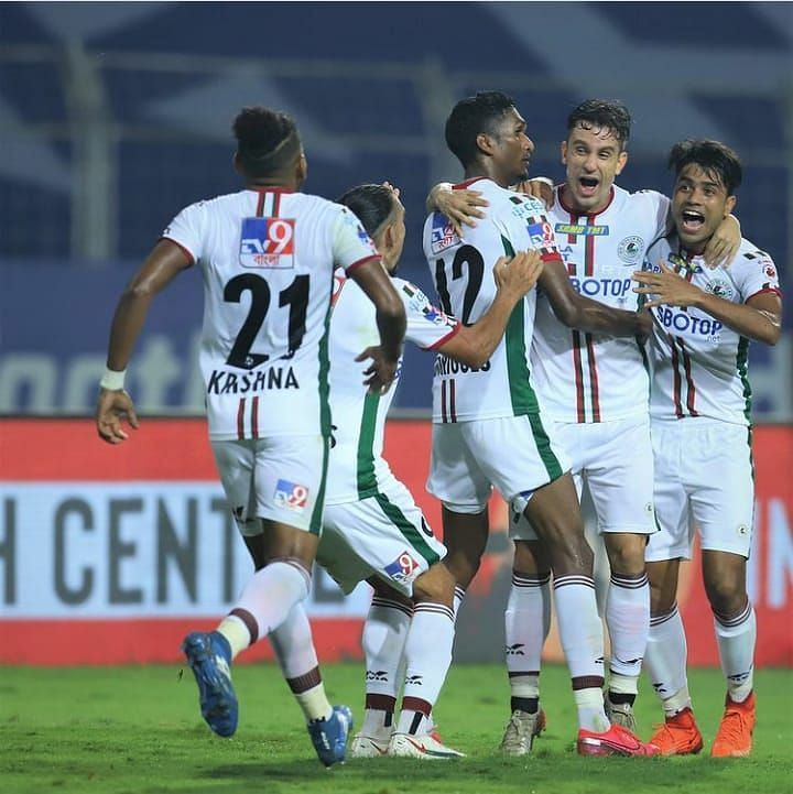Marcelinho scored a free-kick goal in the previous game against Odisha FC. (Image: ISL)