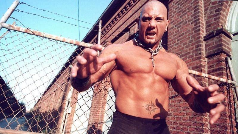 Batista as Leviathan