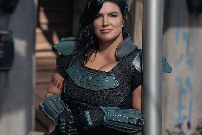 Former MMA superstar Gina Carano has been widely condemned for her offensive social media posts.