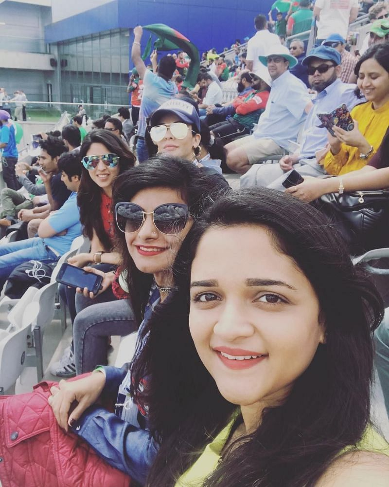 Indian Cricketer's Wives