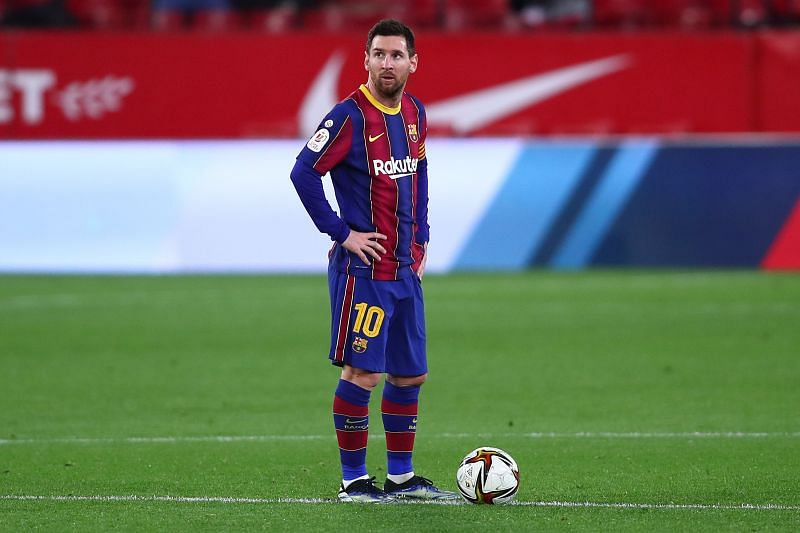 Lionel Messi will be hoping to inspire Barcelona against PSG