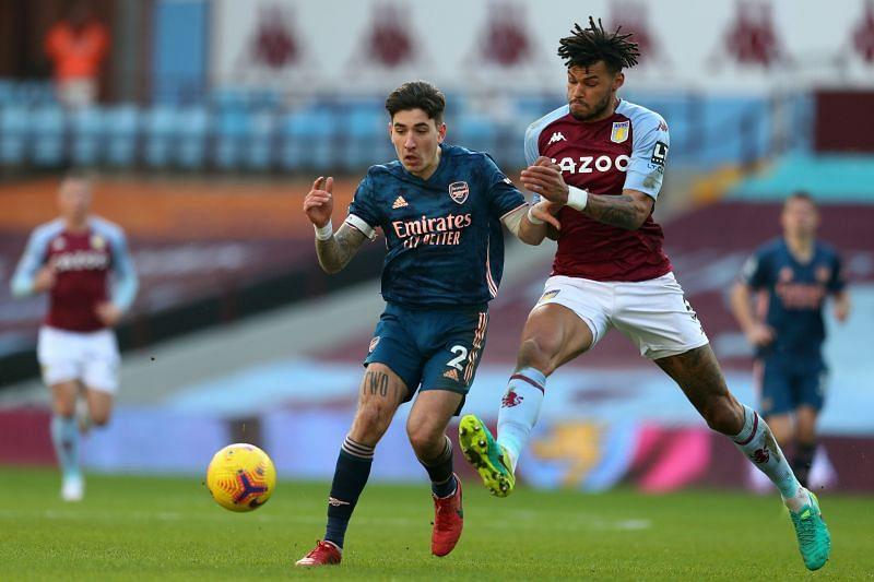 Tyrone Mings was immense in Aston Villa