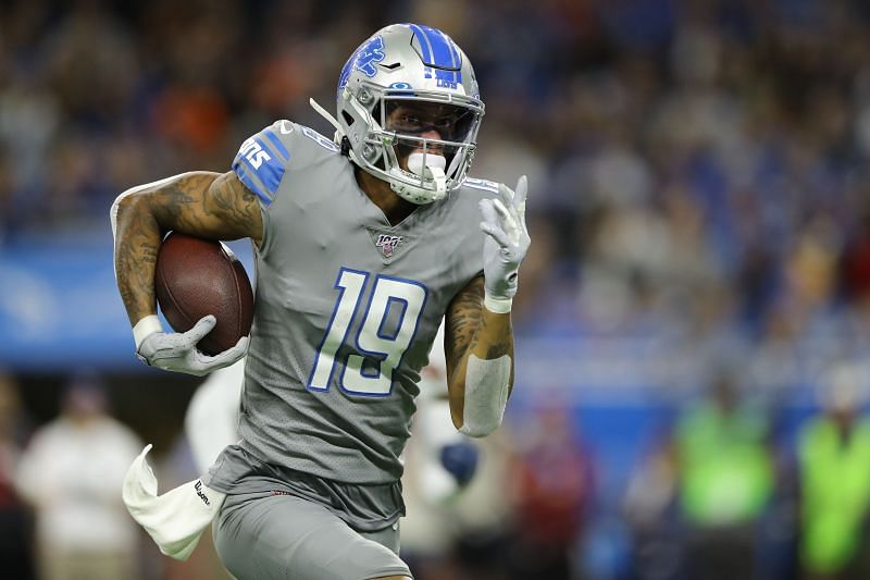 Detroit Lions WR Kenny Golladay