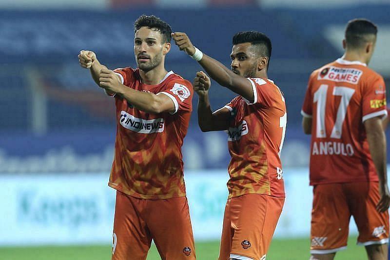 Jorge Ortiz Mendoza has been a huge factor in FC Goa