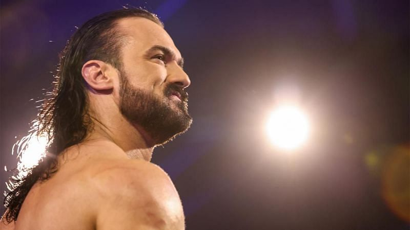 Drew McIntyre defeated Brock Lesnar in the WrestleMania 36 main event