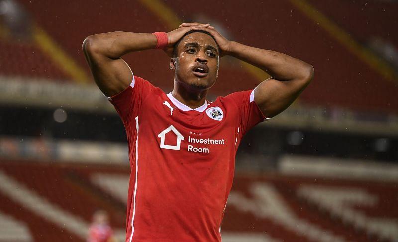 Barnsley play Bristol City on Saturday
