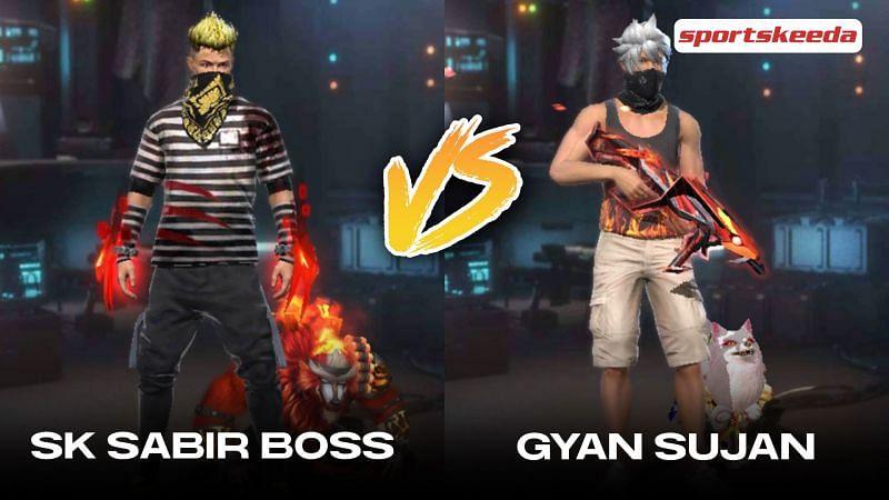 SK Sabir Boss vs Gyan Sujan