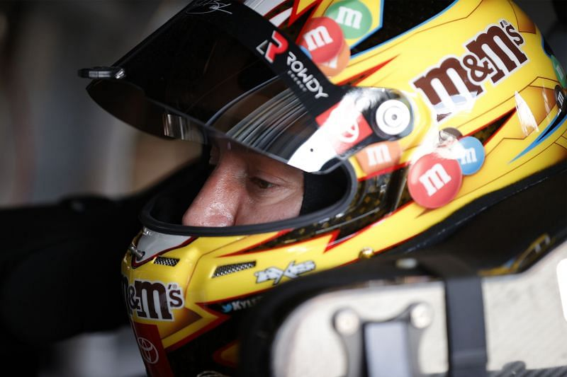 Kyle Busch hopes to get back to his winning ways at Homestead. Photo/Getty Images