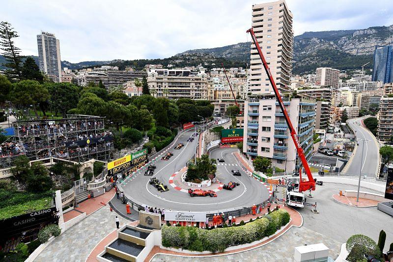 Monaco Grand Prix 2019. (Photo by Michael Regan/Getty Images)