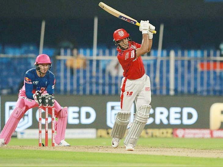 Mayank Agarwal pipped Gayle to an opening spot in last year