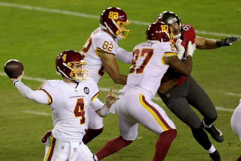 Washington is in the search for a starting quarterback