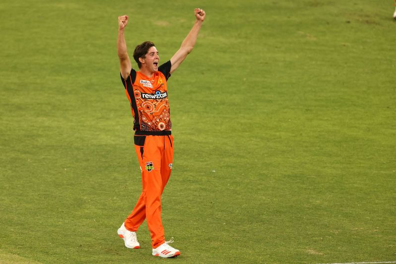 Jhye Richardson will make his IPL debut for the Punjab Kings in IPL 2021