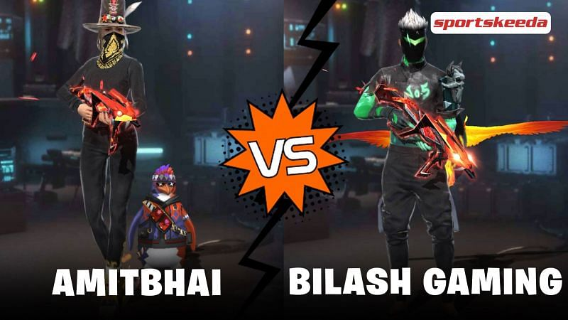 Amitbhai (Desi Gamers) vs Bilash Gaming: Who has better stats in Free Fire in February 2021? - Sportskeeda