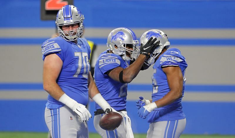 Detroit Lions have been active already during the off-season