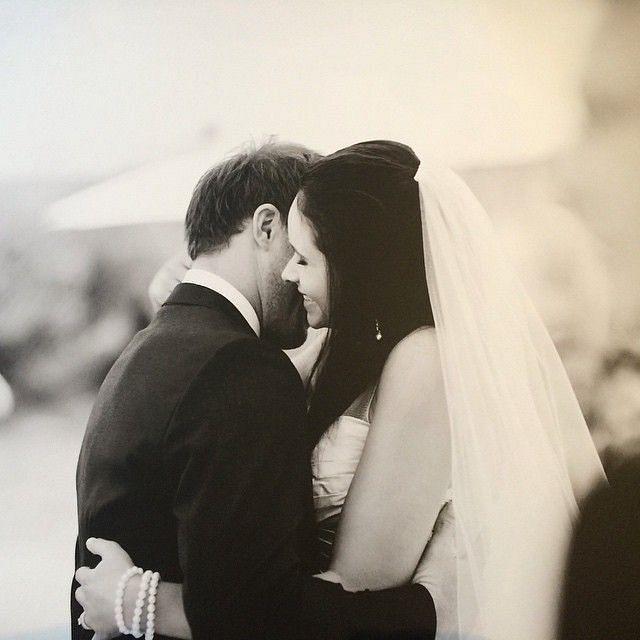 Ab de villiers and his wife Danielle de Villiers