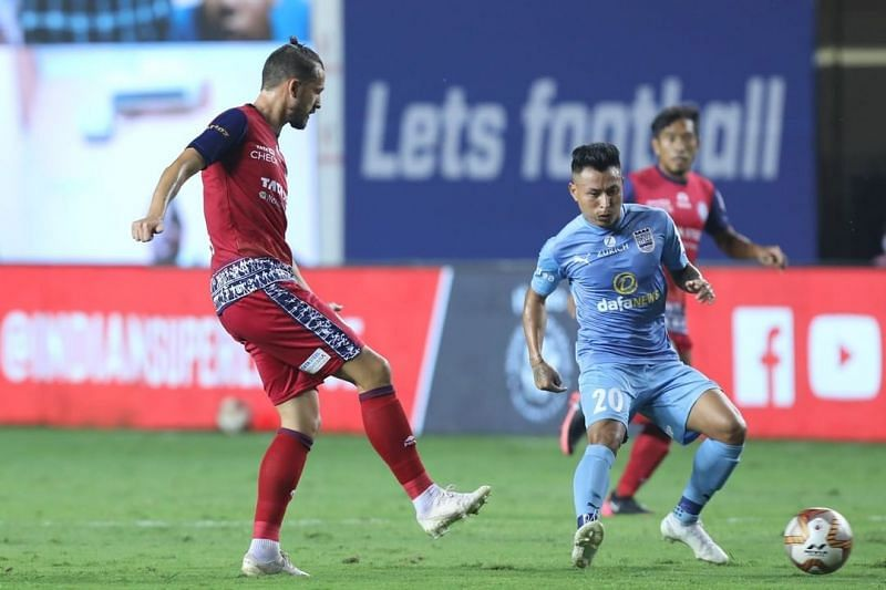 Mumbai City FC lost 2-0 to Jamshedpur FC in their previous fixture.