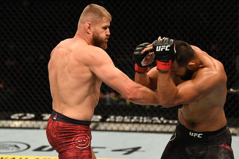 Jan Blachowicz is sparing no effort for UFC 259