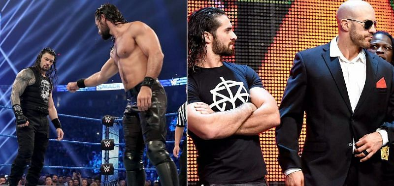 WWE has several options when it comes to a feud between Cesaro and Seth Rollins