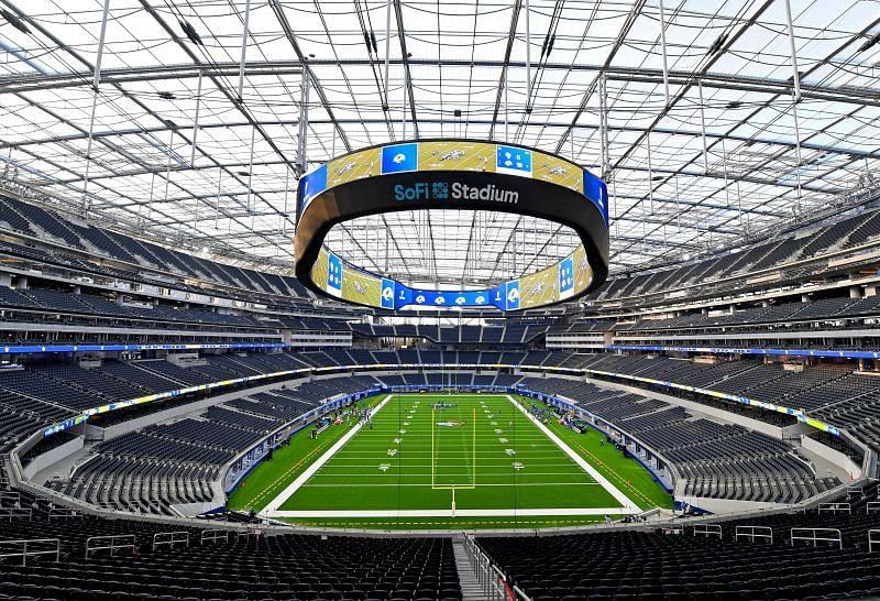 Sofi Stadium will be the home of Super Bowl LVI