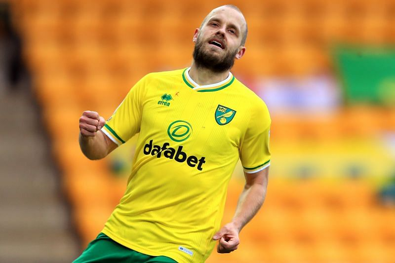 Norwich City play Rotherham United on Saturday