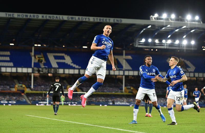 Everton vs Manchester City - Premier League