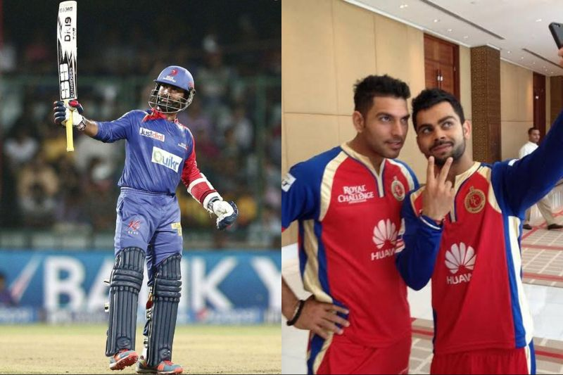 Dinesh Karthik and Yuvraj Singh have earned big at the previous IPL Auctions