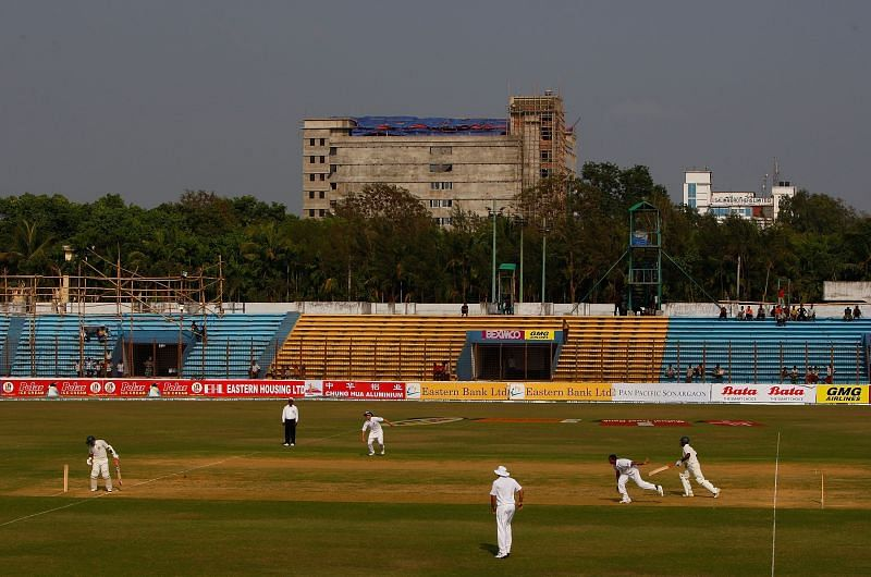 The first Test between Bangladesh and West Indies will take place in Chattogram