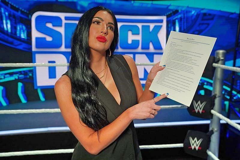 Billie Kay (Credit: WWE)