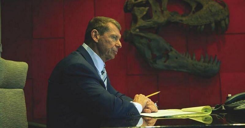 Vince McMahon.