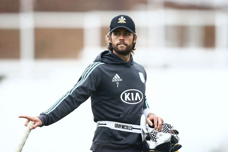 Ben Foakes is the back-up wicket-keeper of England