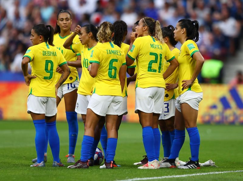 Brazil have a strong squad