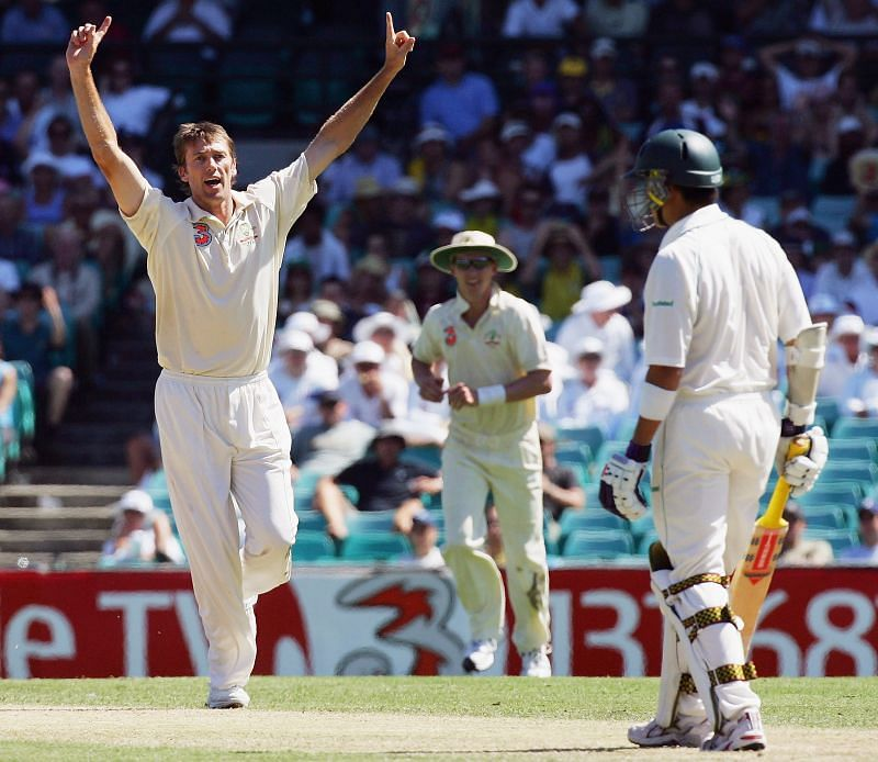 With 949 wickets in international cricket, Glenn McGrath is the most successful fast bowler of all time.