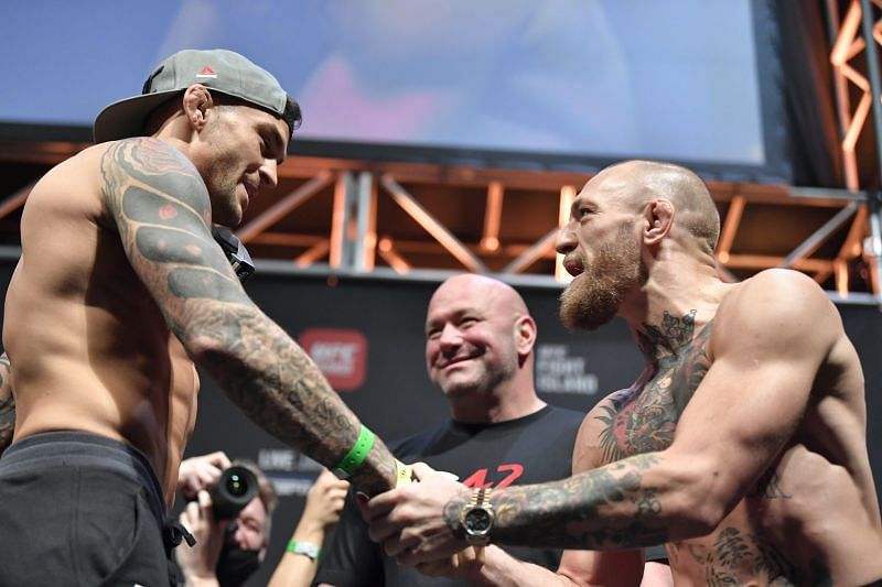 Dustin Poirier and Conor McGregor could face off once again