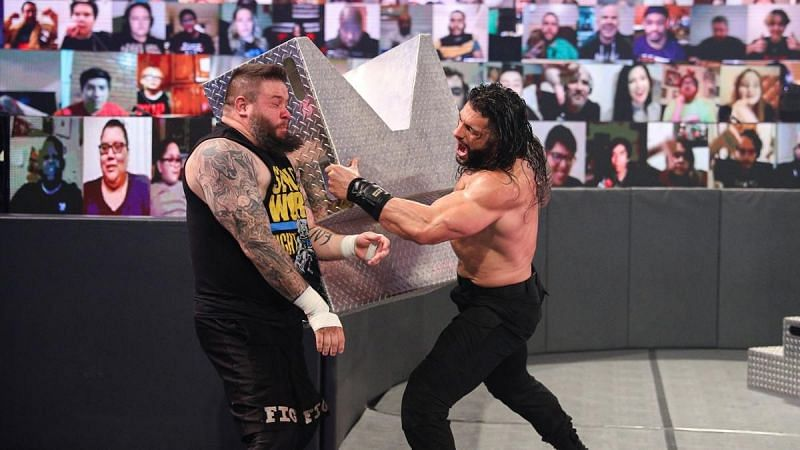Roman Reigns has been great throughout this feud