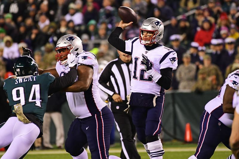 Tom Brady Had a Record Day Against The Philadelphia Eagles In Super Bowl LII