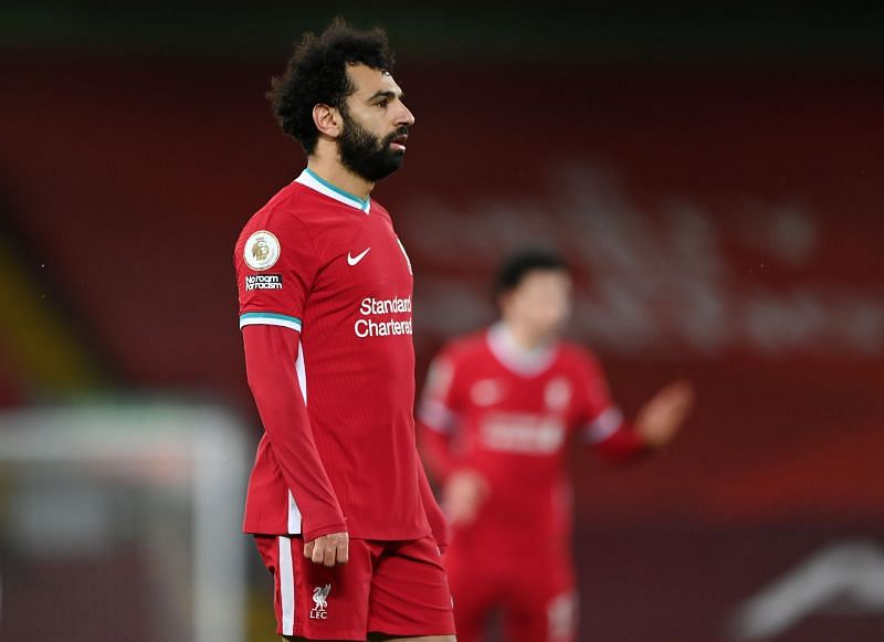 Liverpool superstar Mo Salah