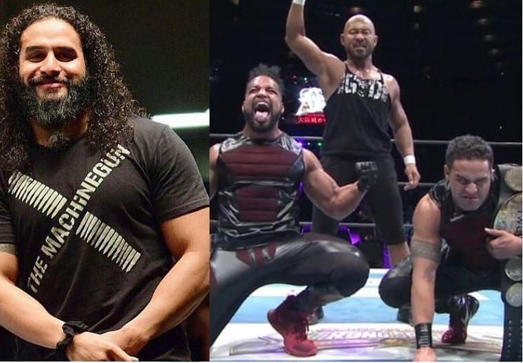 Tama Tonga has put other tag teams on notice