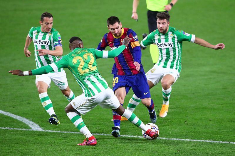 Lionel Messi hasn