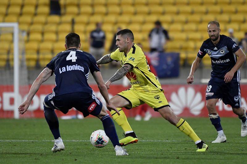 Wellington Phoenix take on Melbourne Victory this week