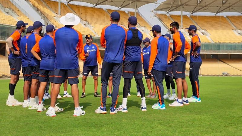India are most likely to field six batsmen and five bowlers in the opening Test [Credits: BCCI]