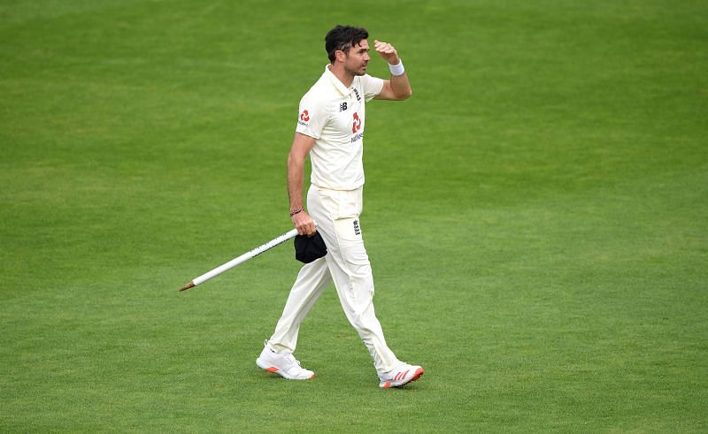 Jimmy Anderson didn