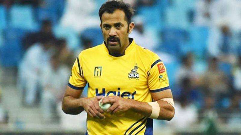 Wahab Riaz is the leading wicket-taker in PSL