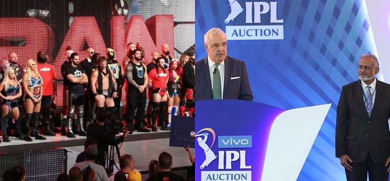 WWE में अगर IPL की तर्ज पर हो नीलामी