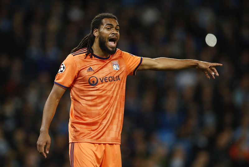 Jason Denayer will be a big miss at the back for Lyon